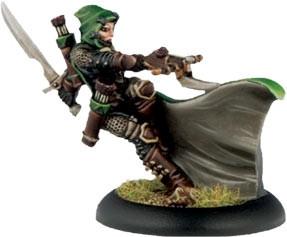 Warmachine: Mercenaries - Eiryss, Mage Hunter