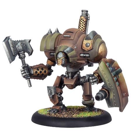Warmachine: Mercenaries - Heavy Warjack Plastic Kit