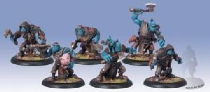 Hordes: Trollbloods - Trollkin Scout Unit