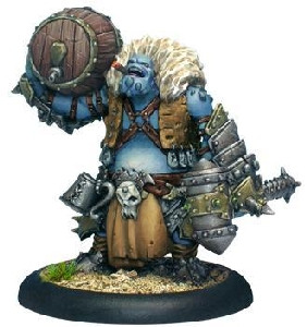 Hordes: Trollbloods - Skaldi Bonehammer