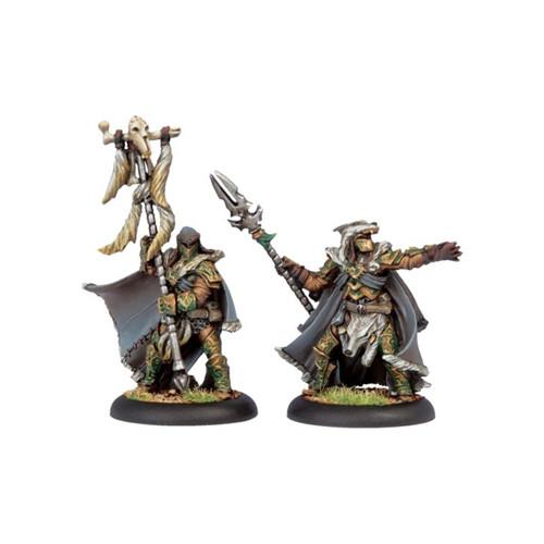 Hordes: Circle - Wolves Master of the Hunt & Totem Bearer