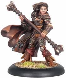 Hordes: Circle - Kaya the Wildborne Warcaster