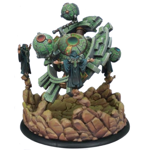 Hordes: Circle - Celestial Fulcrum Battle Engine