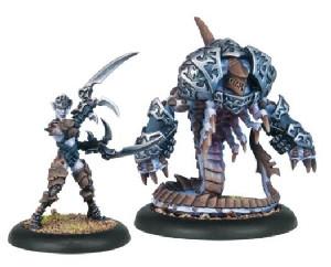 Hordes: Legion - Bethayne, Voice of Everblight & Belphagor