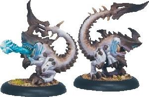 Hordes: Legion - Stinger Lesser Warbeast (2)