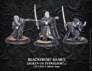 Hordes: Legion - Blackfrost Shard (3)