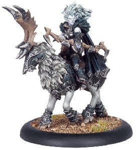 Hordes: Legion - Anyssa Ryvaal Light Cavalry