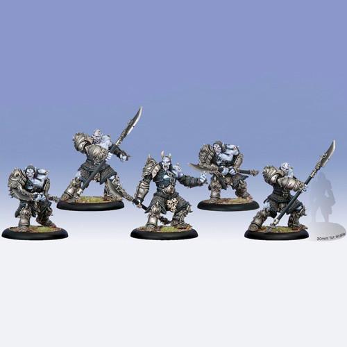 Hordes: Legion - Warmongers Unit Box (5)