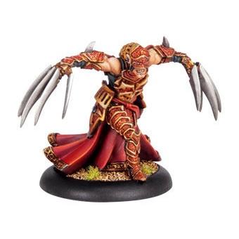 Hordes: Skorne - Master Tormentor Morghoul Warlock (variant)