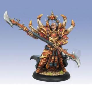 Hordes: Skorne - Warlock Lord Arbiter Hexeris