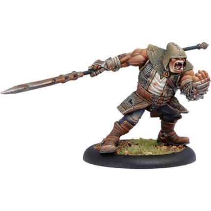 Hordes: Minions - Mercenary Gudrun the Wanderer