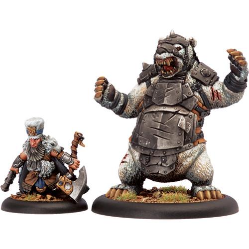 Hordes: Minions - Lesser Warlock Brun Cragback & Lug