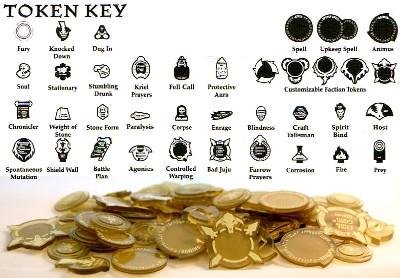 Hordes: Minions - Token Set Mk II