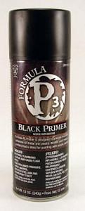 Formula P3 Black Primer
