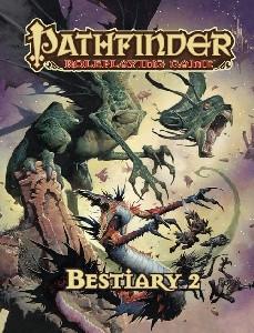 Pathfinder RPG: Bestiary 2