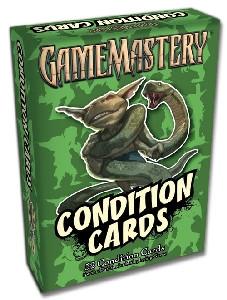 GameMastery: Condition Card Deck