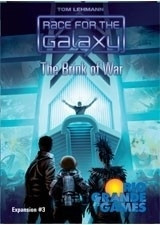 Race for the Galaxy: Brink of War Expansion