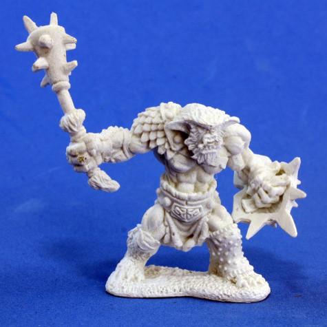 Dark Heaven Bones: Bugbear Warrior