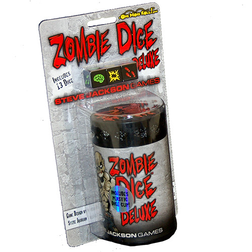 Zombie Dice Deluxe (Last Chance)