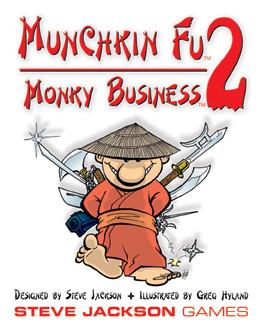 Munchkin Fu 2 Monky Business (Last Chance)