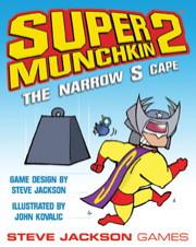 Munchkin: Super Munchkin 2 - The Narrow S Cape Expansion