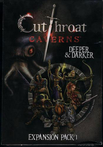Cutthroat Caverns: Deeper and Darker Expansion