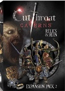 Cutthroat Caverns: Relics and Ruin Expansion