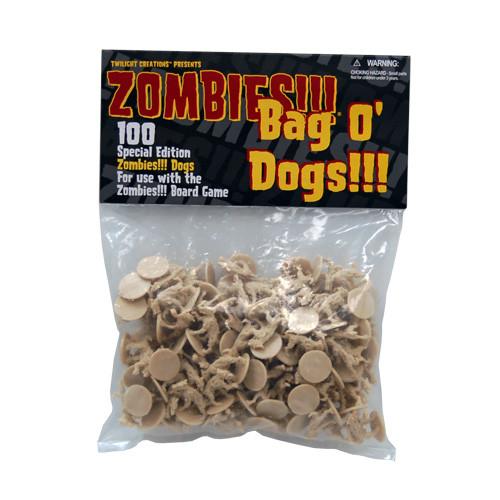 Zombies!!! Bag O' Dogs!!! (Last Chance)