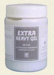 Vallejo Stone Effects: Extra Heavy Gel (200ml)