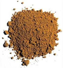 Vallejo Pigment - Dark Yellow Ochre