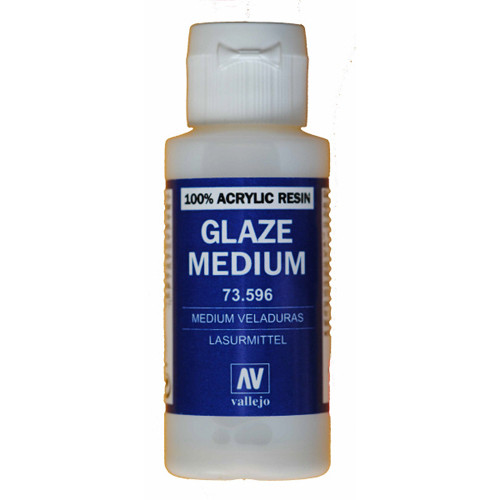 Vallejo Auxiliary Products - Glaze Medium (60ml)