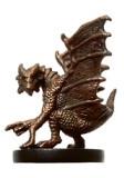 War of the Dragon Queen #14 Small Copper Dragon (U)