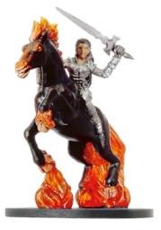 War of the Dragon Queen #25 Blackguard on Nightmare (R)