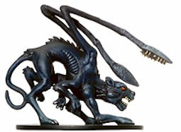 War of the Dragon Queen #29 Displacer Beast Pack Lord (U)