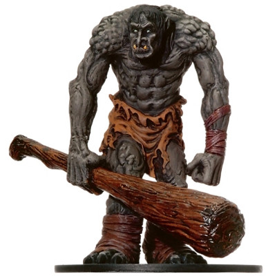 War of the Dragon Queen #50 Mountain Troll (U)
