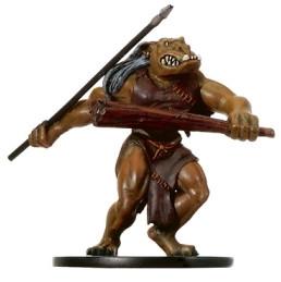 War of the Dragon Queen #51 Ogre Skirmisher (U)