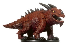 War of the Dragon Queen #52 Redspawn Firebelcher (R)