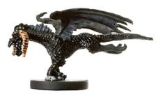 War of the Dragon Queen #53 Small Black Dragon (U)
