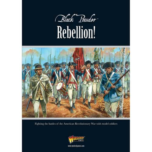 Black Powder: Rebellion! (Softcover)