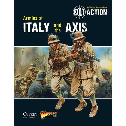 Bolt Action: Armies of Italy & the Axis (Softcover)