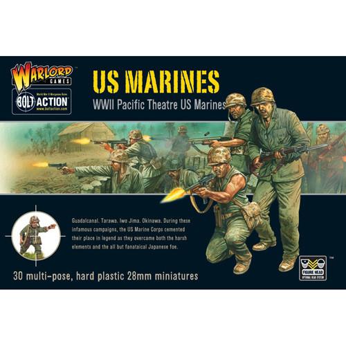 Bolt Action: US Marine Corps