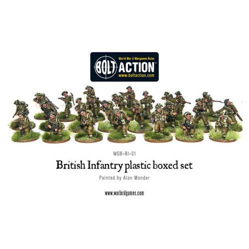 Bolt Action: British Infantry