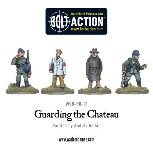 Bolt Action: Guarding the Chateau