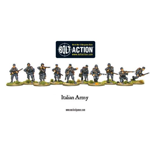Bolt Action: Italian Infantry