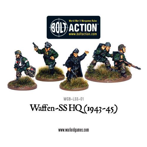 Bolt Action: Waffen-SS HQ