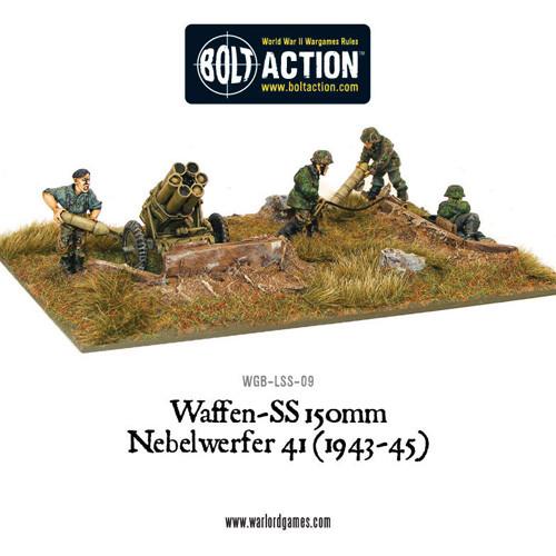 Bolt Action: Waffen-SS 150mm Nebelwerfer 41