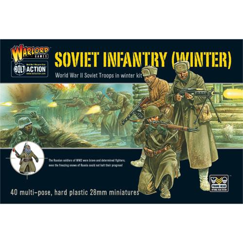 Bolt Action: Soviet Winter Infantry