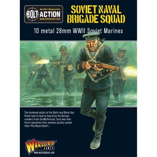 Bolt Action: Soviet Naval Brigade