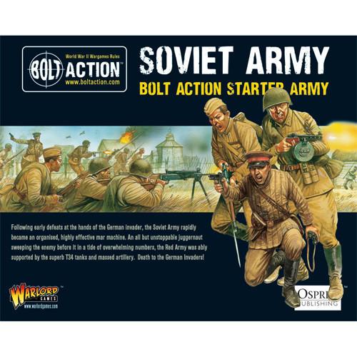 Bolt Action: Soviet Starter Army