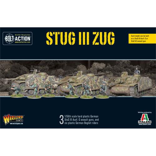 Bolt Action: StuG III Zug Box Set